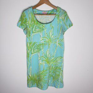 Lilly Pulitzer Floral Dress Size S